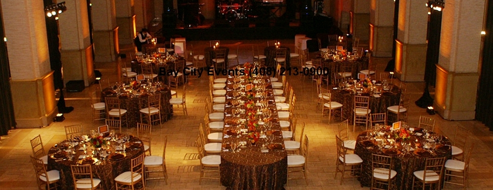 party rentals services event planning